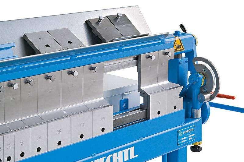 piegatrice manuale universale a settori Schechtl UKV 200:S