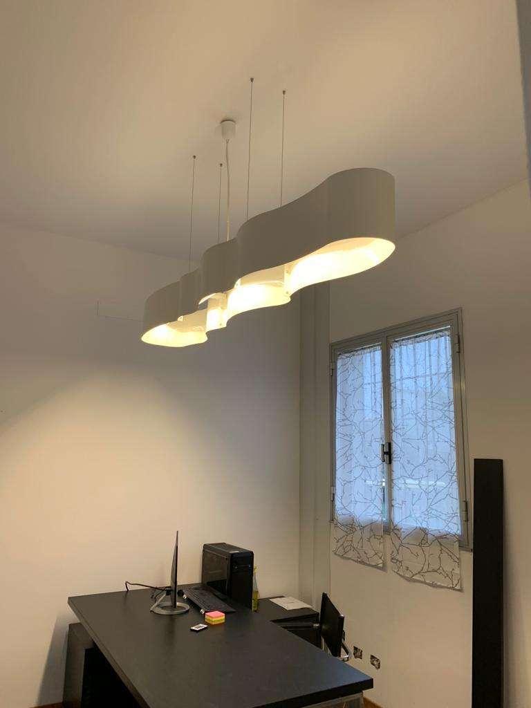 riproduzione e restauro di manufatti metallici lampada