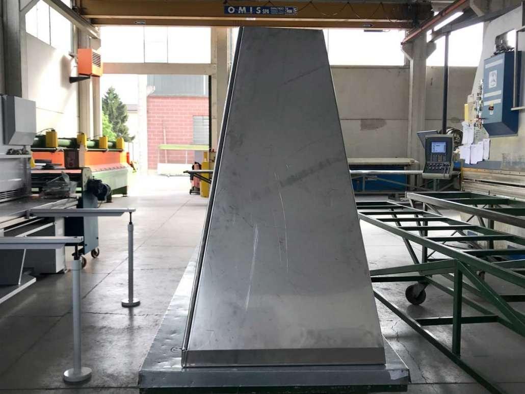 Cappa in acciaio Inox 2